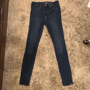 Hollister High Rise Jean Legging